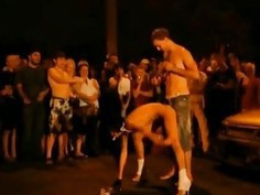 theSandfly Amateur Public Naughty Nights!