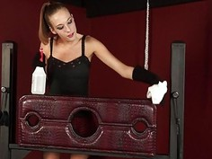 Mollys Bondage Trip Was Hot To Watch