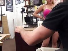 Hardcore girl pawn Stripper wants an upgrade!