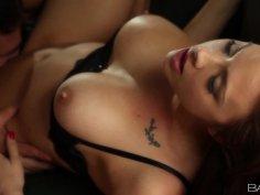 Gorgeous Chanel Preston having romantic sex