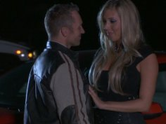 Space girl Samantha Saint pleases a strong stiff cock