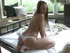 Sex day with pornstar Blue Angel