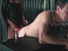 Pegging Mistress
